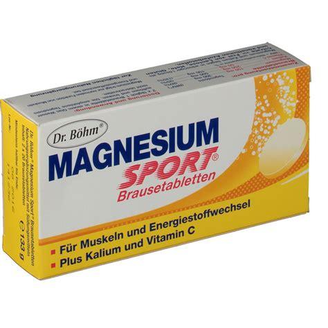 Dr. Böhm – Magnesium Aktion